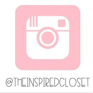 Montrez Tops - NEW! Blush Pink Striped Tie Front Crop Top